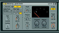 stem mixing with compressor