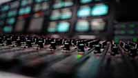 professional audio mixing to increase depth of sound