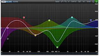 Equalization of toms at mixing and mastering service